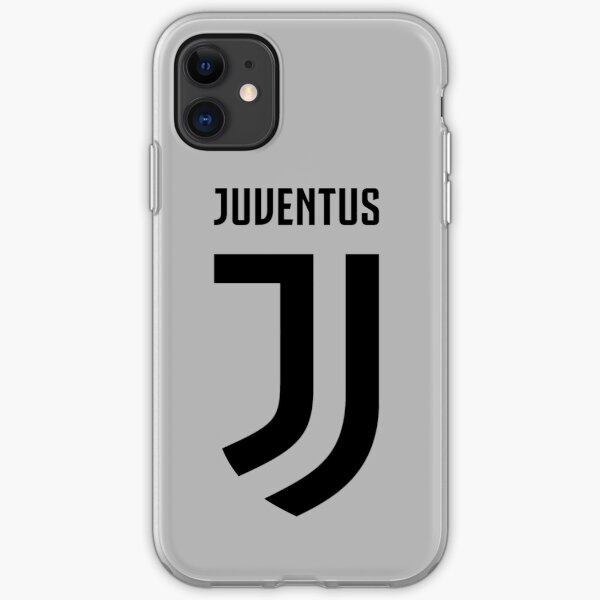 Juventus FC logo iPhone Soft Case