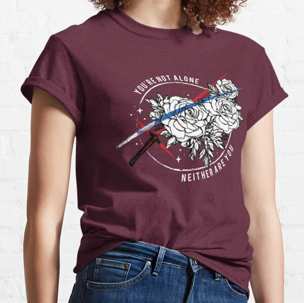REYLO x YOU'RE NOT ALONE Classic T-Shirt