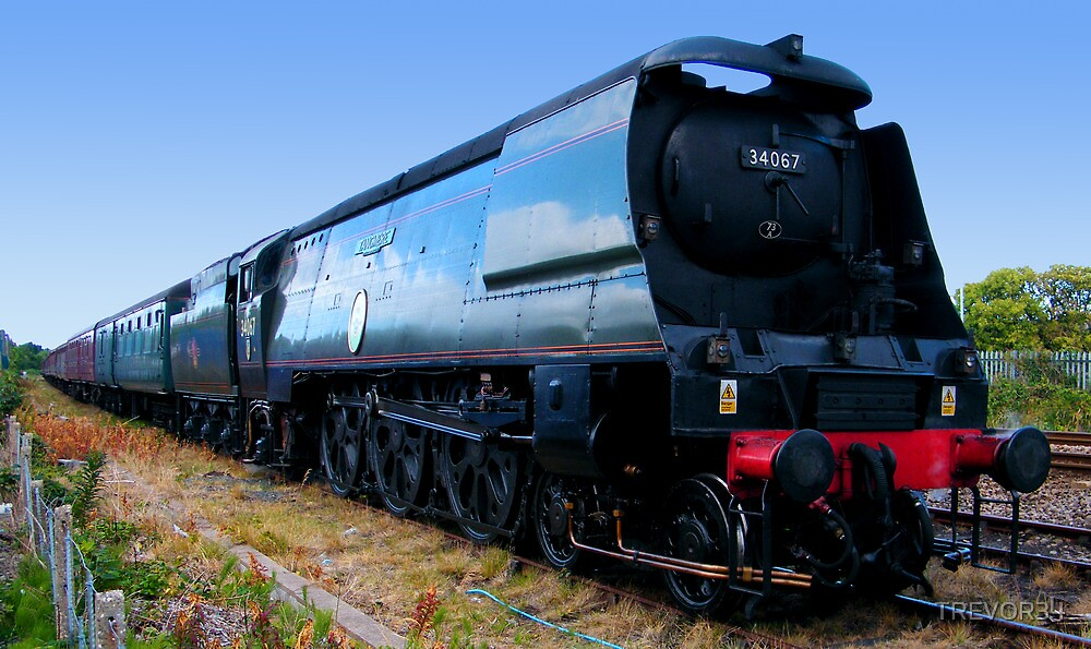 Tangmere. A Southern 'Spam Can' . . .  by TREVOR34