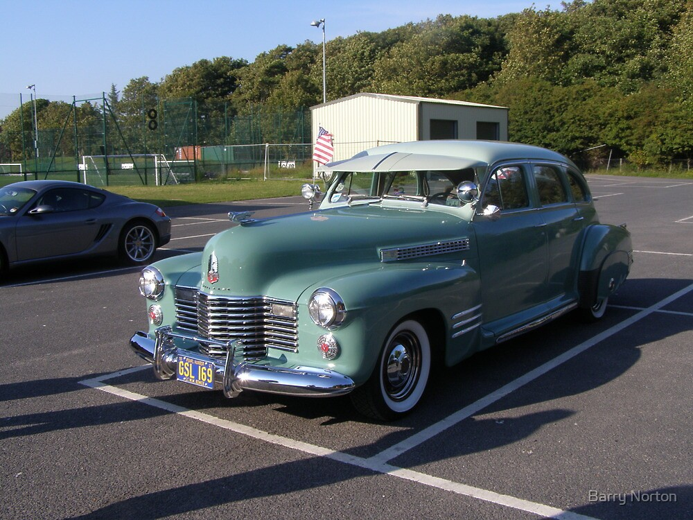 Classic Caddy by Barry Norton