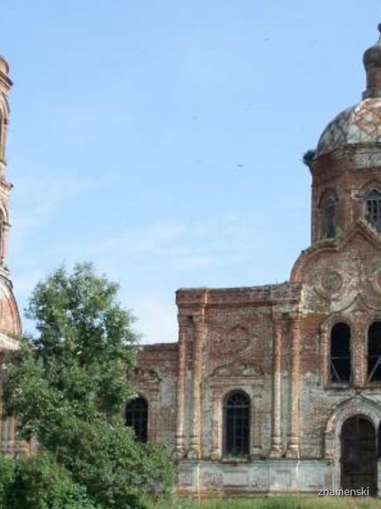 Basilica  Pattern by znamenski