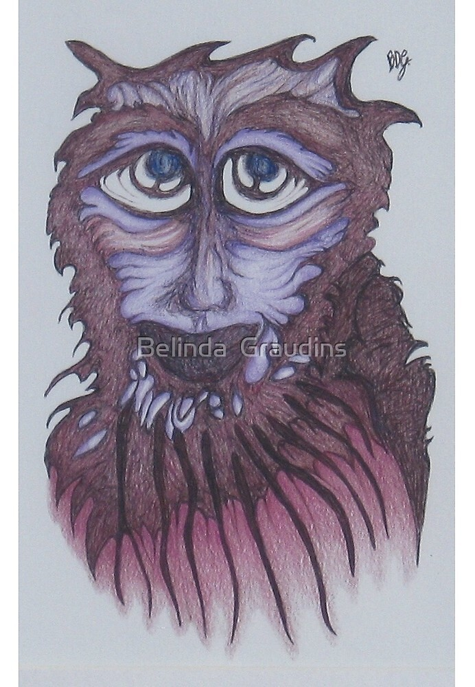 Yarck - Forest Dweller by Belinda  Graudins