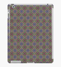 Decorative motifs iPad Case/Skin
