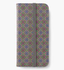 Decorative motifs iPhone Wallet/Case/Skin