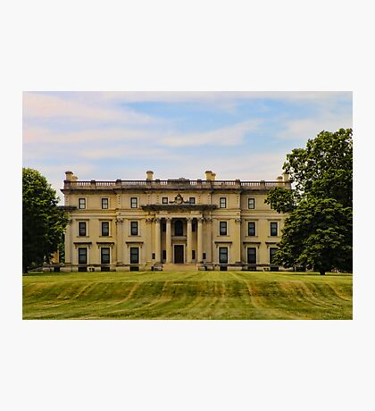 Vanderbilt Mansion Photographic Print