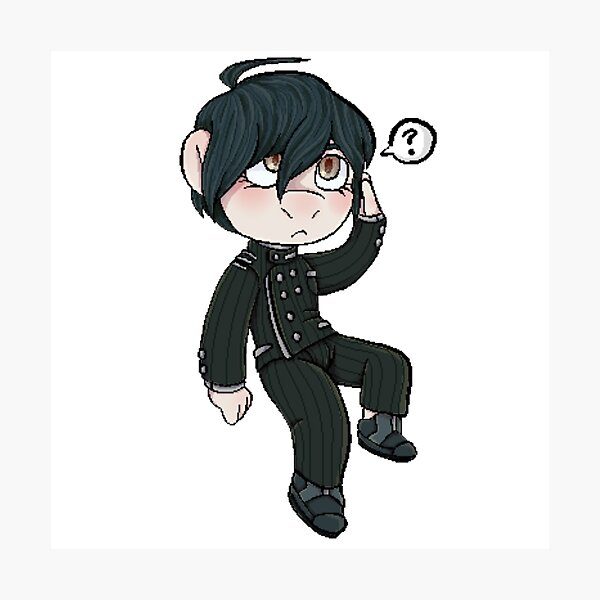 Shuichi Saihara Photographic Print By Konerrupine Redbubble Actually depending on your height it isnt over sized. redbubble