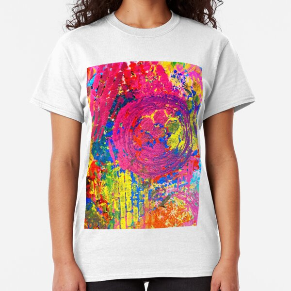 The Chaos of Anxiety  Classic T-Shirt
