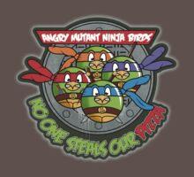 Angry Mutant Ninja Birds