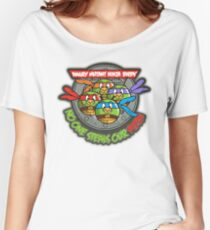 Angry Mutant Ninja Birds Women's Relaxed Fit T-Shirt