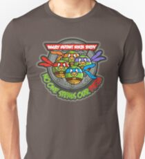 Angry Mutant Ninja Birds Unisex T-Shirt