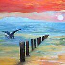The Sea by ienemien
