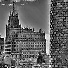 Edificio Telefonica - Madrid by marcopuch