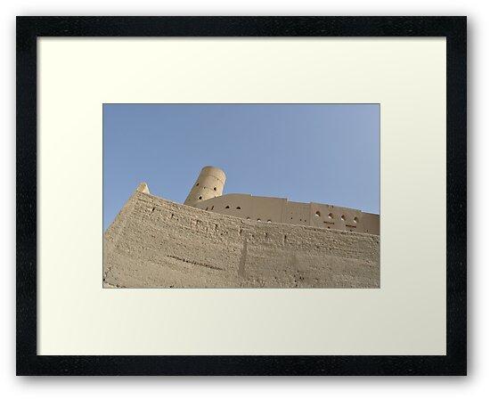Bahla fort by Farah McLennan
