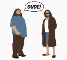 The Dudes (Lost / Big Lebowski Shirt)