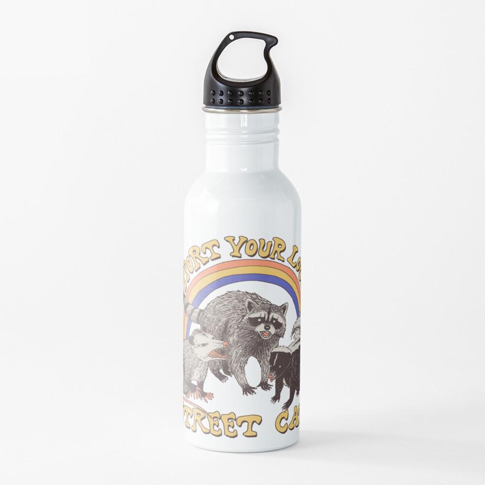 Street Cats Water Bottle