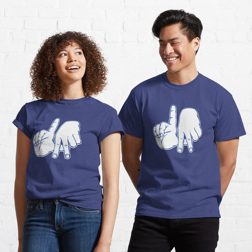 Los Angeles Hand Sign Classic T-Shirt