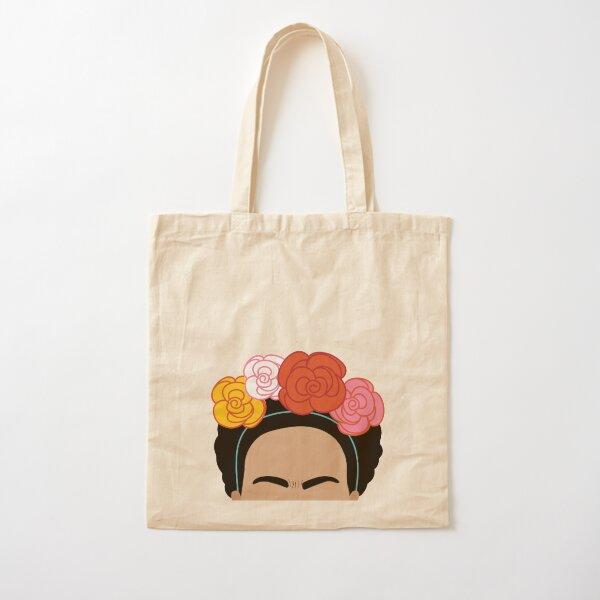 Frida Cotton Tote Bag