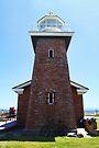 "Lighthouse Point- Santa Cruz by Christine ""Xine"" Segalas"