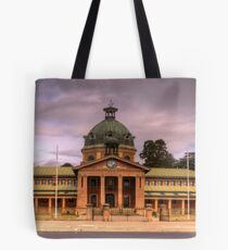 Colonial Elegance Revisited - Bathurst Court House , Bathurst NSW Australia - The HDR Experience Tote Bag