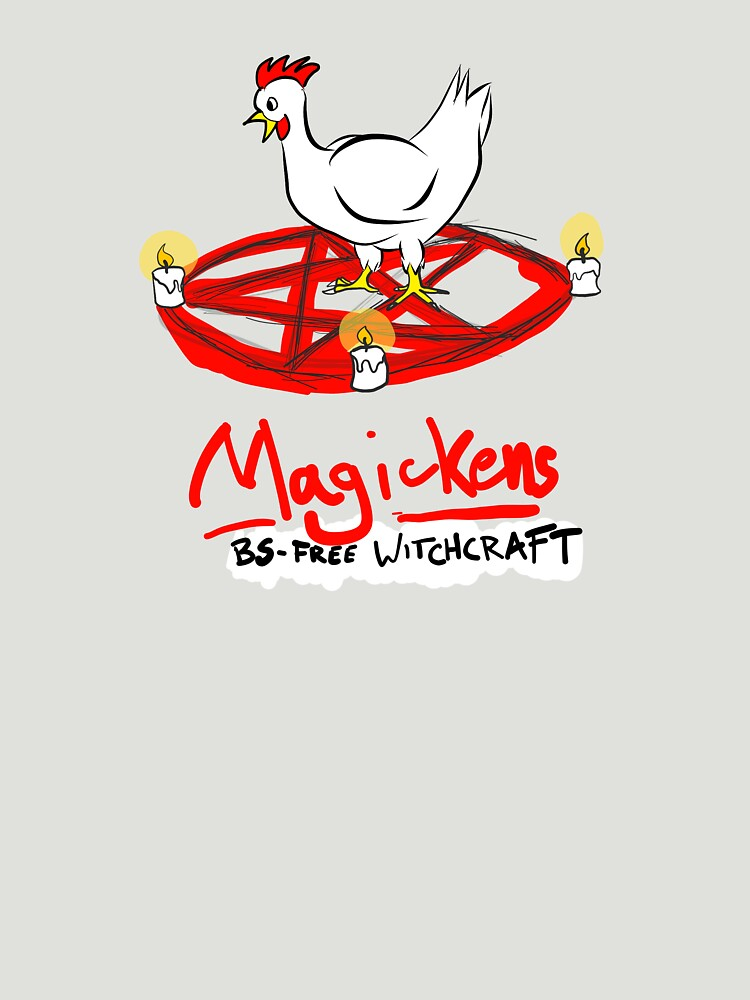 Magickens BS-Free Witchcraft by Traegorn