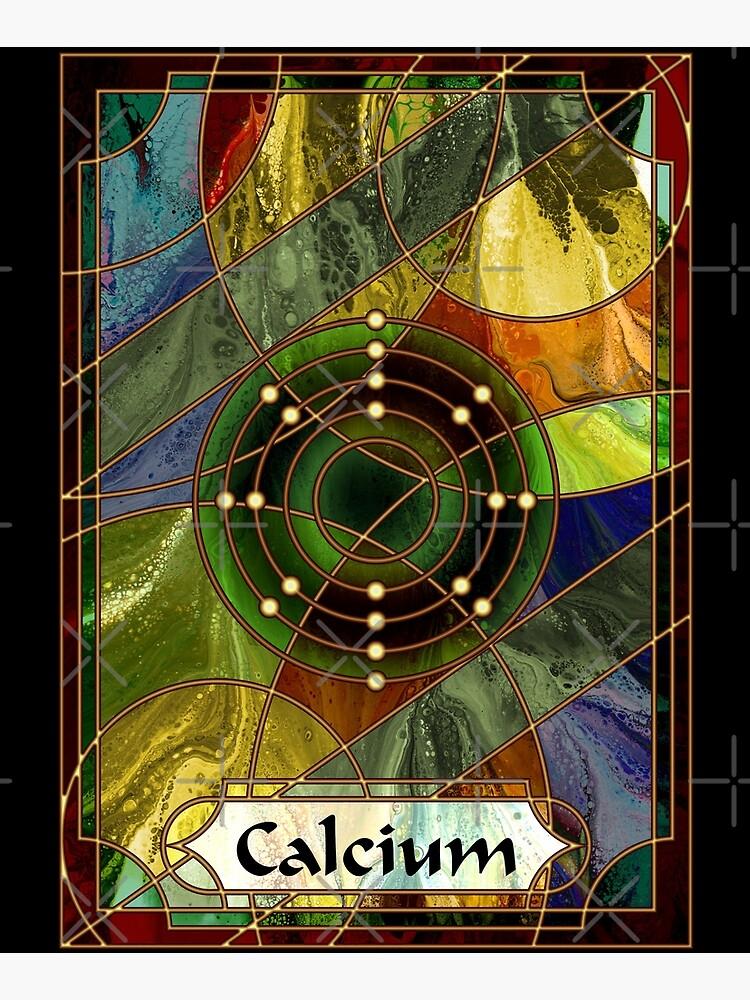 Element 20: Calcium by kerravonsen