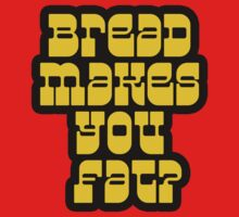 Scott Pilgrim - Bread Makes You Fat?