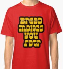 Scott Pilgrim - Bread Makes You Fat? Classic T-Shirt