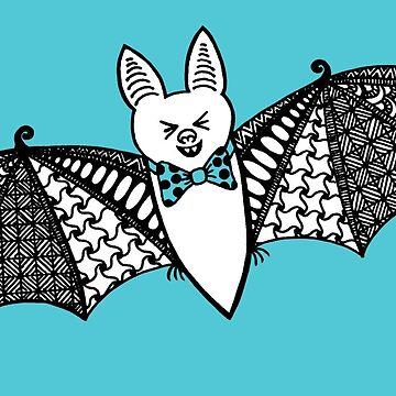 Happy Batty by KraftyPanda