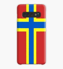 Orkney Flag Stickers, Gifts and other Products Case/Skin for Samsung Galaxy