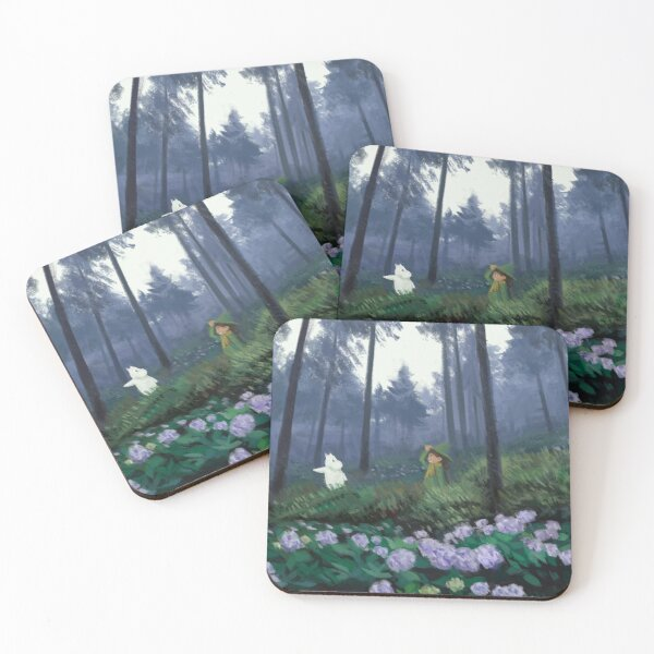 i'll be by your side Coasters (Set of 4)