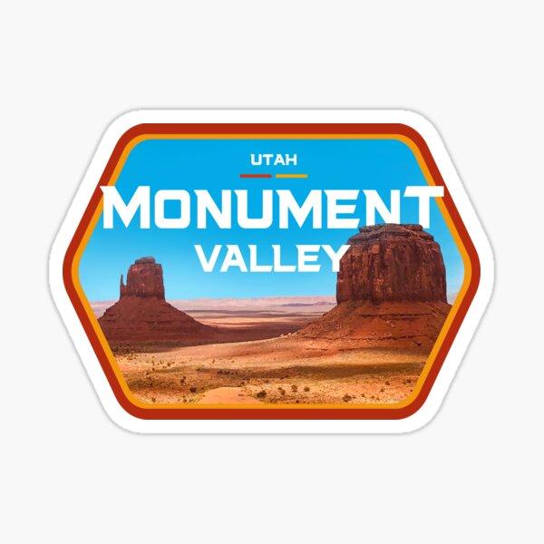 Monument Valley, USA Sticker