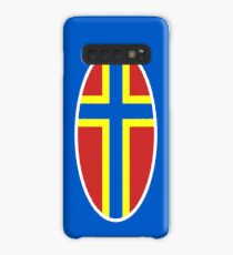 Orkney Named Flag Stickers, Gifts and Products Case/Skin for Samsung Galaxy