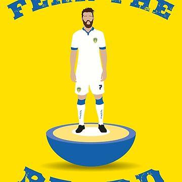 Fear The Beard by danmarsham