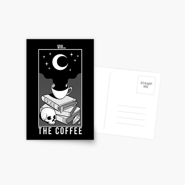 The Coffee Postcard