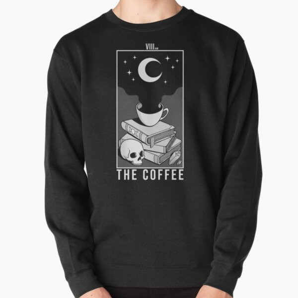 The Coffee Pullover Sweatshirt