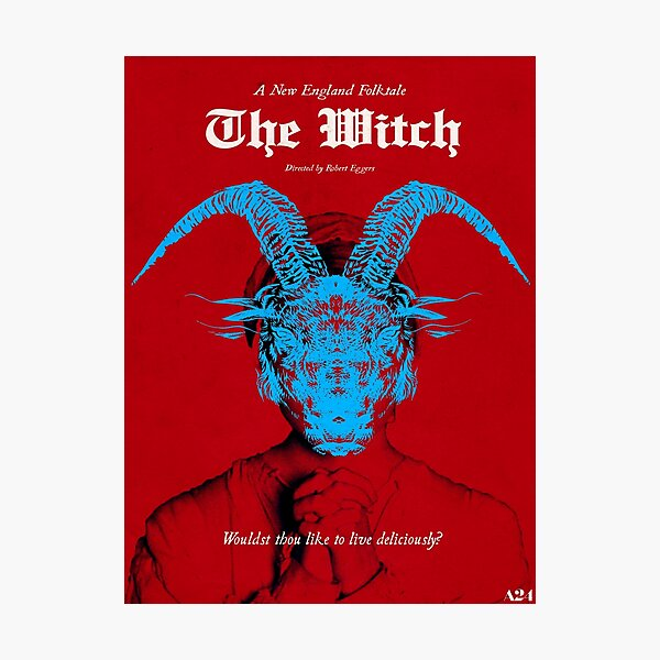 The Witch Poster Photographic Print