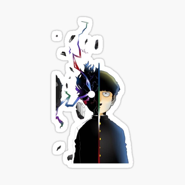 Mob Psycho 100 Sticker