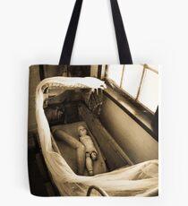 Macabre Dolly Tote Bag