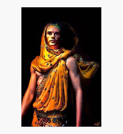 NY Mannequin Series #3: Eliodoro, The Sun God Photographic Print