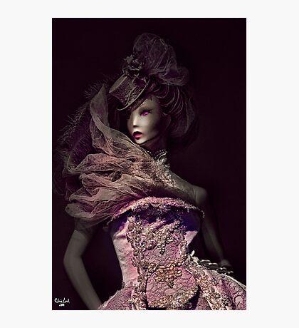 NY Mannequin Series #5: Elegant Elsa Photographic Print