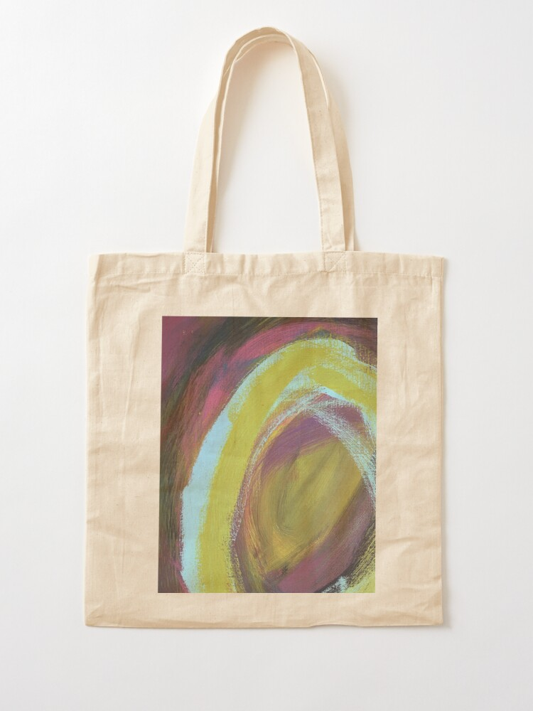 Alternate view of On a Merry go Round Tote Bag