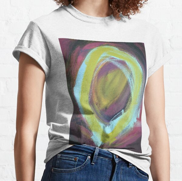 On a Merry go Round Classic T-Shirt
