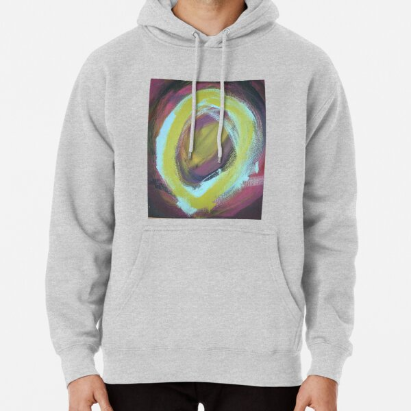 On a Merry go Round Pullover Hoodie