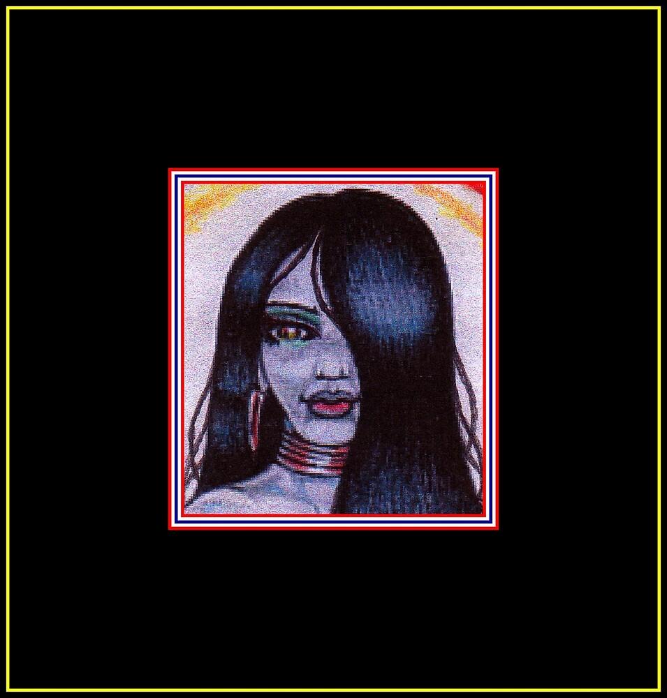 Goddess by Sean Phelan