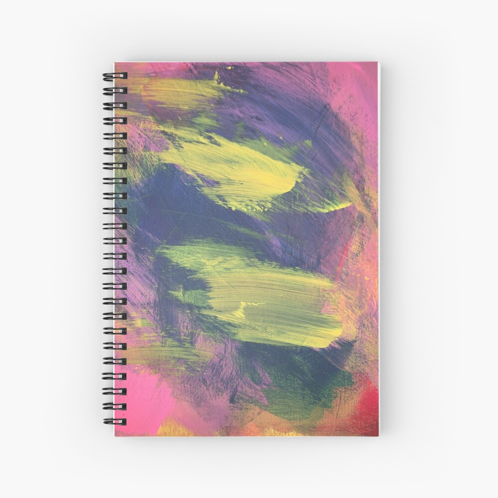 I Like My Eggs In a Cake Spiral Notebook