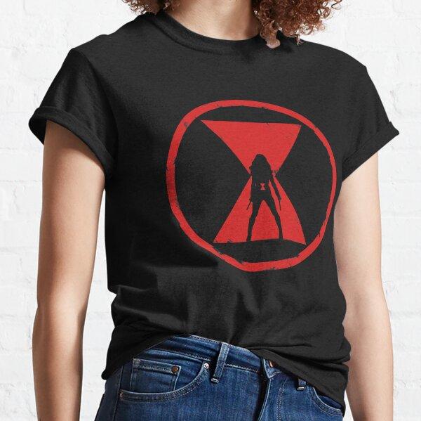 Widow Emblem Classic T-Shirt
