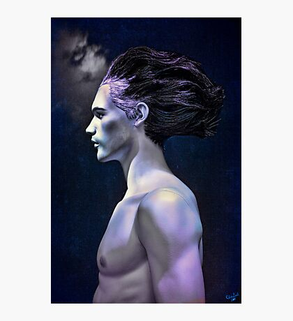 NY Mannequin Series #8: Alberico, The Elf Ruler Photographic Print