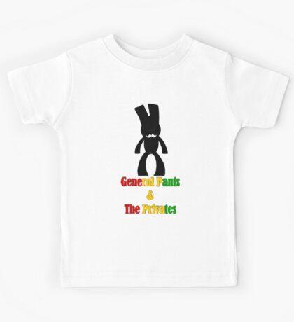 GP&TP w. text (rasta) Kids Clothes