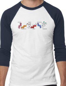 Hormones Men's Baseball ¾ T-Shirt