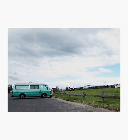 van blues Photographic Print